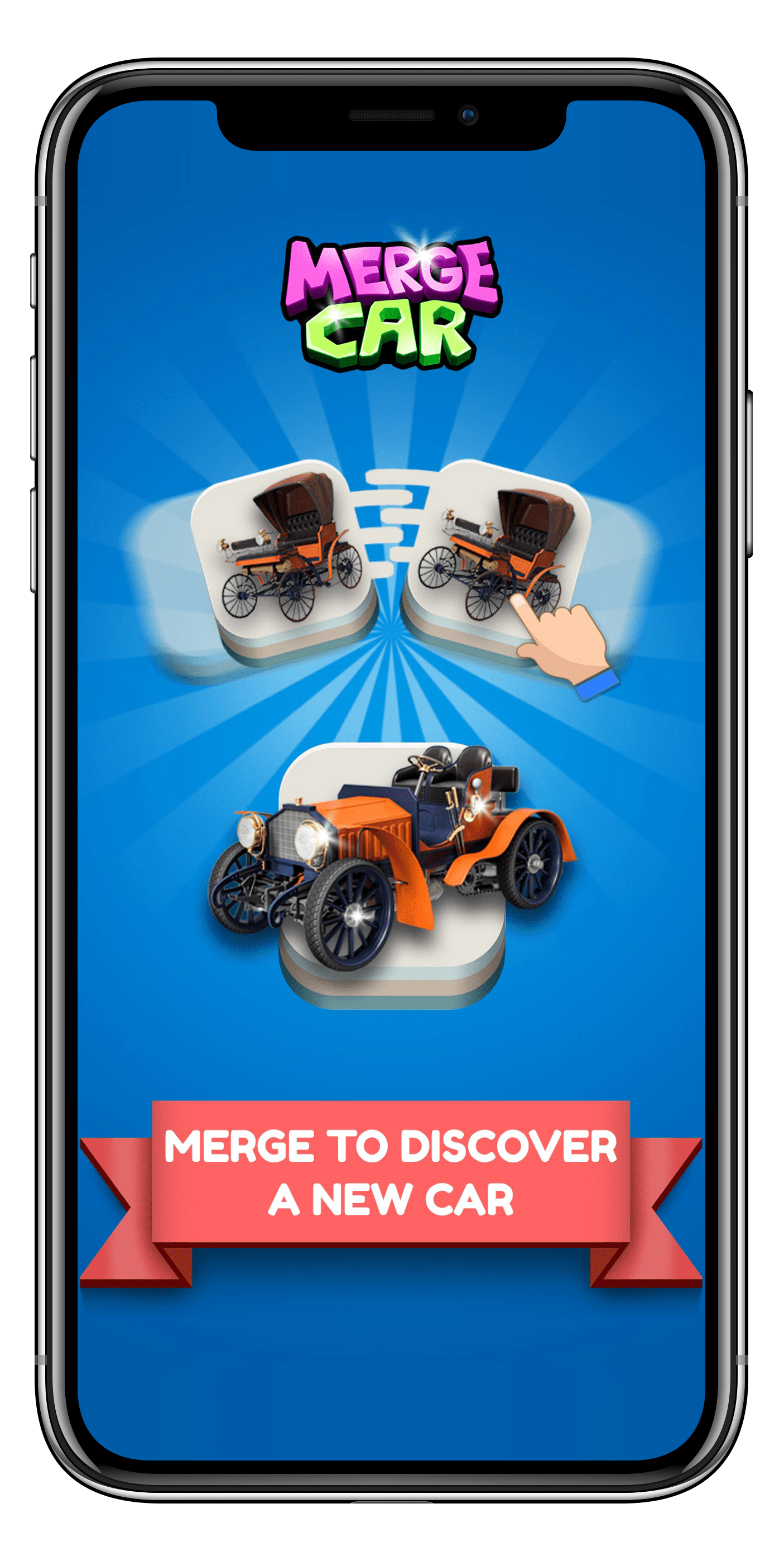 merge car screenshot