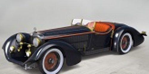 Mercedes-Benz SS Roadster