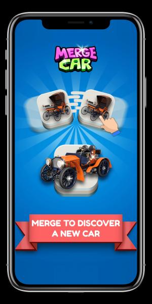 merge car screenshot